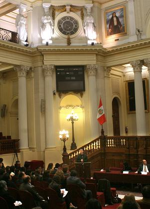 congreso republica lima